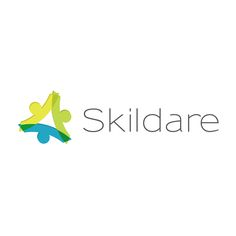Logo design and rebranding for Skildare, a local human resources service provider.