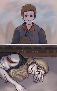 Get Up by ~Deesney on deviantART // I think Chaol and Dorian always look too young though.