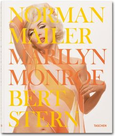 Norman Mailer/Bert Stern. Marilyn Monroe. Libros TASCHEN (Jumbo)