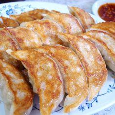 Japanese Foods - gyoza 大好き