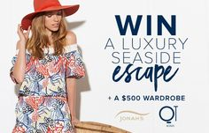 Enjoy an overnight experience at Bondi QT Hotel before jet-setting off grid to one of Sydney's best kept secrets, Jonah's Whale Beach. Enter here for your chance to win.