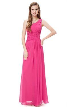 buyinvite.com.au - Roseo Chiffon Satin Dress