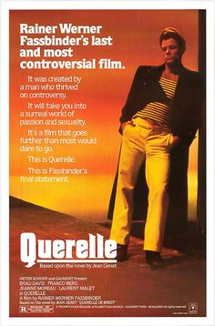 Reel Charlie's 30 Days of Gay review of Querelle