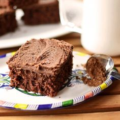 Buttermilk Chocolate Cake—a moist, rich, and delicious chocolate cake that's super yummy, quick, and easy to make.