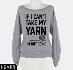 """I consistently ask myself, """"is it appropriate to bring my knitting to (fill in the blank)"""" the struggle is real..."""