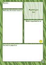 Using One Page Profiles for your special needs child - Special Needs Jungle