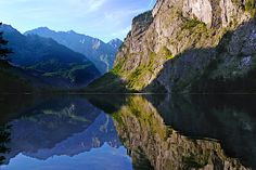 my favorite place in the world Konig see in Germany<3