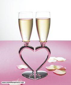 idee per il matrimonio - brindisi sposi
