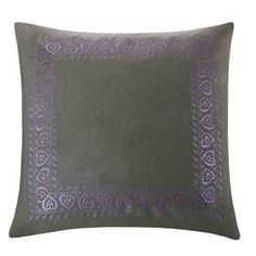 Clearance - Echo Marrakesh European Sham by Echo Bedding Bedding : The Home Decorating Company