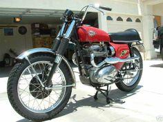 1966 bsa hornet | 1966 BSA Hornet