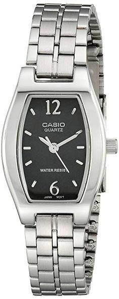 5ae1cb5bc4 Casio Women's LTP1254D-1A Classic Analog Bracelet Watch casio watch for  women