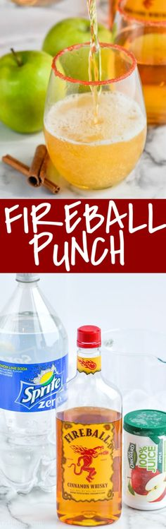 This Fireball Punch