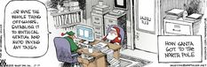 Non Sequitur Comic Strip, December 14, 2015 on GoComics.com