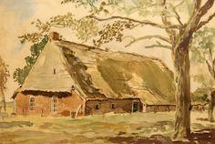 "Hein Auke Kray 1901-1995. ""De Drentse Schilders"" - Anreep."