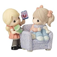 Precious Moments Where Would I Be Without You Figurine, Multicolor