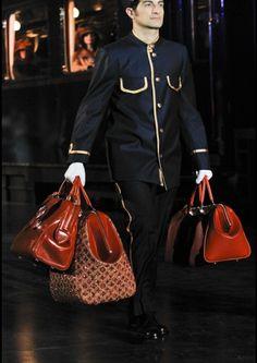 PFW: Louis Vuitton Bags Autumn Winter 2012