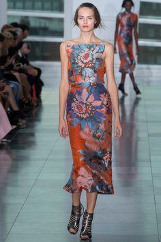 Antonio Berardi Spring 2015 Ready-to-Wear