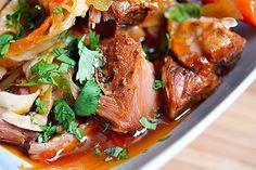 Slow Cooker Cheater Pork Stew by Michelle Tam / Nom Nom Paleo http://nomnompaleo.com