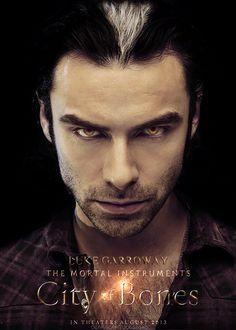 The Mortal Instruments: City of Bones (2013) Aidan Turner as Luke Garroway