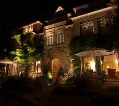 The gorgeous Longueville Manor Hotel in Jersey