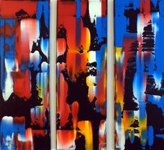 "Saatchi Art Artist Patrick Nikowitz; Painting, ""Allegory of the Cave"" #art"