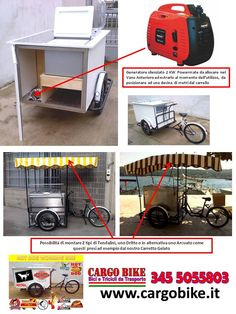 icecream ice cream bike bicycle trike tricycle vending
