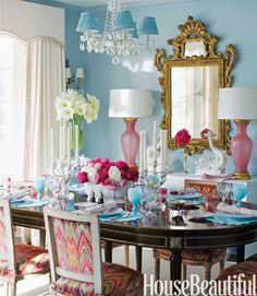 The Glam Pad: Another Ruthie Sommers House For Sale!   House Beautiful