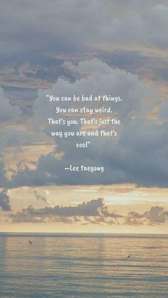Taeyong Quotes