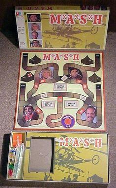M*A*S*H Board Game :-)