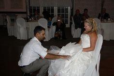 Garter Time (Marc & Kristen) Wedding Dj, Wedding Pics, Wedding Dresses, Toronto Wedding, Garter, Ontario, Entertaining, Fashion, Marriage Pictures