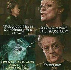 Funny Minerva McGonigall