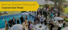 No matter how small or big the business meet is, it should talk about your #brand and grab attention of the targeted audience – Look out for the #corporateevent trends - http://www.marrquee.com/blog/rock-your-business-meeting-with-corporate-event-trends/