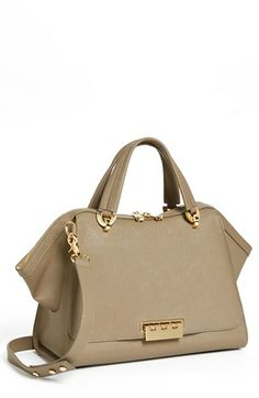 ZAC Zac Posen 'Eartha' Double Handle Satchel, Large available at #Nordstrom