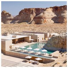 My last Q&A I got a lot of questions asking where haven't I been that I want to travel to ... #amangiri is on that list