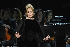 Touring: Adele kicks off her first ever Australian tour at Domain Stadium in Perth on February 28 before shows in Brisbane on March 4 and 5, and Sydney on March 10 and 11