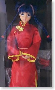 "12"" Lynn Minmei from Robotech Macross by Yellow Submarine. She looks better than the Matchbox and the Harmony Gold versions."
