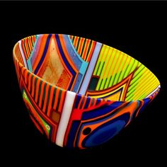 Doug Randall at Pismo Fine Art Glass