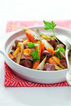 Blanquette de veau - Larousse Cuisine