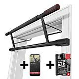 Maxxus Professional Pull-Up Bar with Multigrip for mounting on walls Pull Up Bar, Fixation, Gym, Construction, Workout, Sports, Guide, Walls, Outdoors