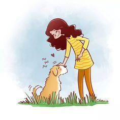 *pat pat pat* #doodle  #drawing #illustration #cute #characterdesign #art #artistsoninstagram #wacom