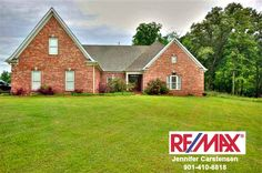 97 Clydesgate, Atoka, TN  ~5BR + 2BA Up ~Gorgeous Home w/ Tons of Amenities & Space