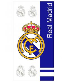 Real Madrid Football Club Crest Ballpoint Pen with Free UK P/&P