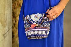 borsa etnica accessorize - boho bag