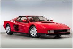 Ferrari Testarossa Classiche Certified (1987)