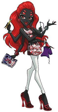 Wydowna Spider - Monster High Wiki