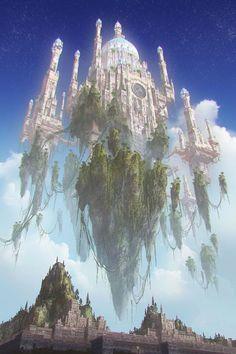 Sky palace, silentfield