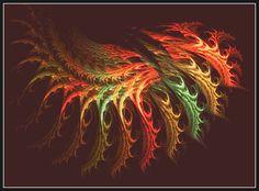 """""""Apophysis 7X"""" fractal."""