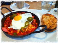 breakfast @ the pantry, brighton