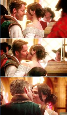 #OutlawQueen @ the ball