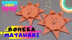 New video by SLOWMOM on YouTube Origami Paper, Channel, Paper Crafts, Make It Yourself, Youtube, Kids, Young Children, Boys, Tissue Paper Crafts